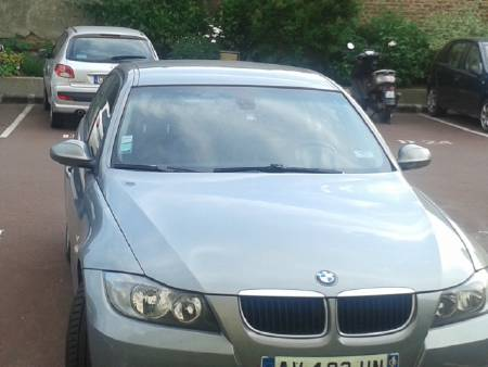 BMW 320D LUXE