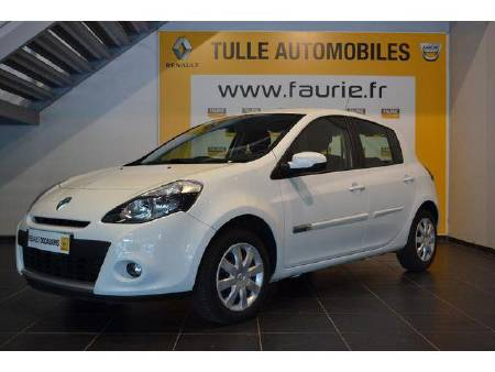 Renault Clio III III dCi 75 eco2 Expression Clim Euro 5
