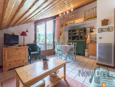 Les Contamines Montjoie, Appartement