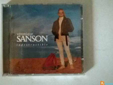 CD Véronique Sanson   Indestructible  1998