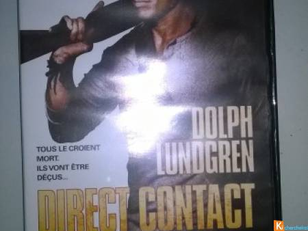 DVD   Direct Contact    Danny Lerner  2009