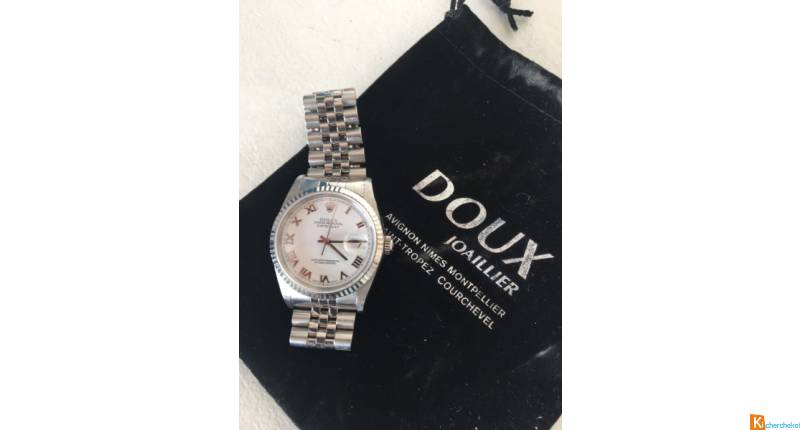 Montre ROLEX HOMME DATE JUST