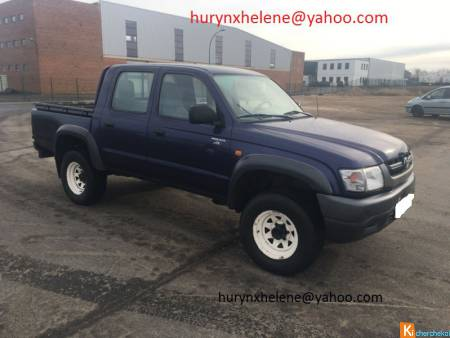 Toyota HiLux 2.5 4x4 Double Cab