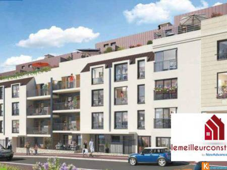 Appartements T3 à partir de 475 000€ - Châtillon
