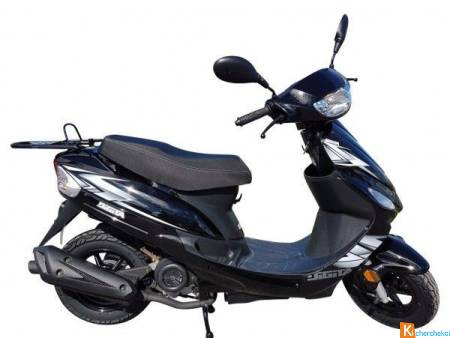 Scooter 50m3 neuf