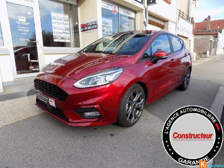 Ford FIESTA 1.0 Ecoboost 140 Ch  St-line