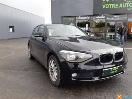 BMW Série 1 114d 95ch Lounge 5p berline