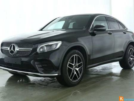 Mercedes GLC Coupe 220 D 170ch Fascination 4matic 9g-tronic
