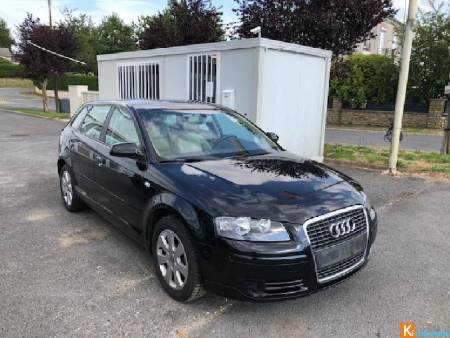 Audi A3 SPORTBACK 2.0 Tdi 136ch Ambition Luxe