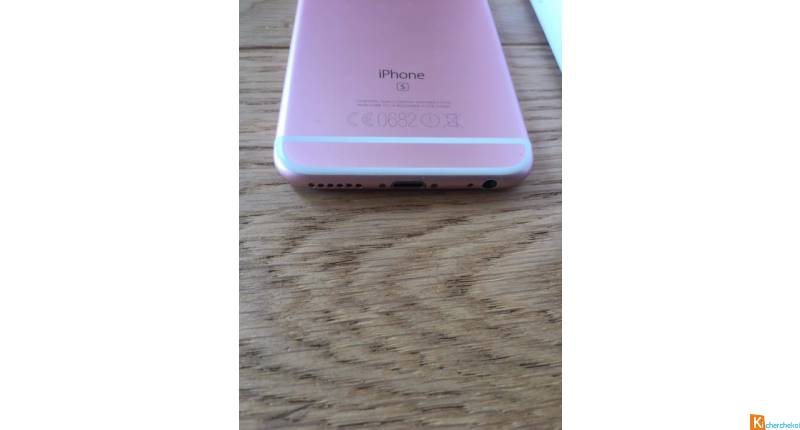 iPhone 6s rose gold 32 go