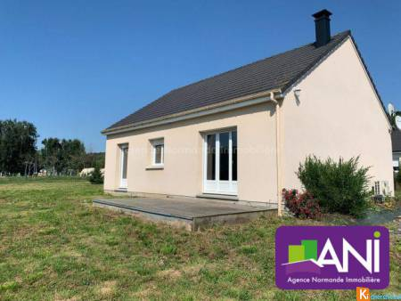 PLAIN PIED 3 CHAMBRES - Muchedent