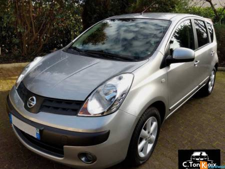 Nissan Note - 43000 kms