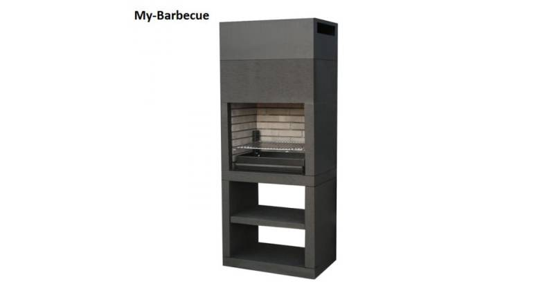 Barbecue contemporain extérieu
