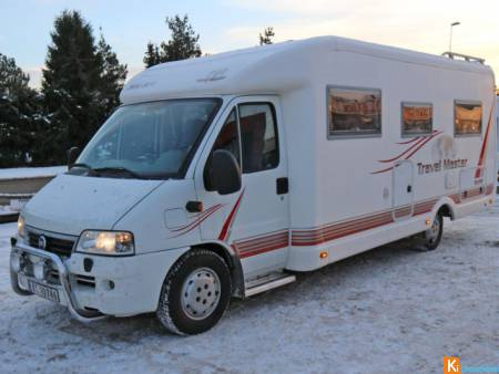 Camping-car KABE TRAVEL MASTER