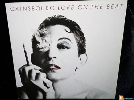 Vinyle 33 TOURS / GAINSBOURG LOVE ON THE BEAT