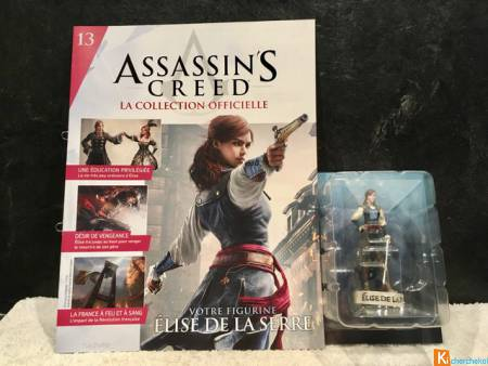 FIGURINE ASSASSIN'S CREED N°13