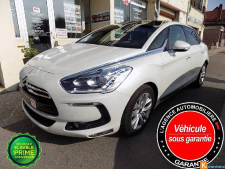 Citroen DS5 1.6 E-hdi 115 Ch  So Chic Etg6