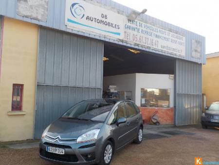 Citroen C4 PICASSO C4 Picasso 1.8i 16v Pack Ambiance