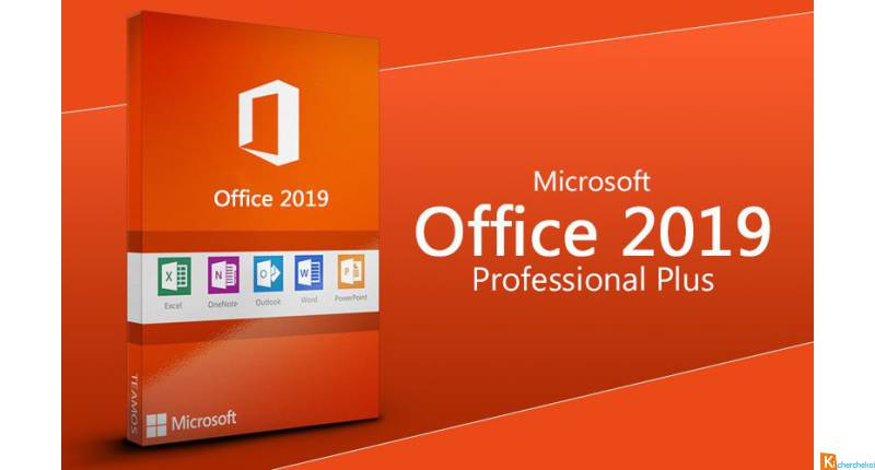Microsoft Office 2019 Professional Plus clef