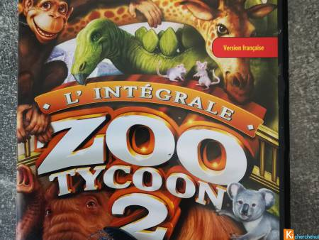 Zoo Tycoon 2 - Edition complète - Collector