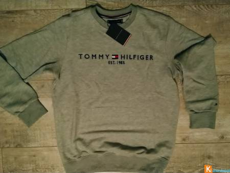 Sweat Tommy Hilfiger Gris XL