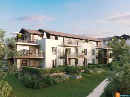APPARTEMENT TYPE 3 PIECES VILLY LE PELLOUX AXE ANNECY NORD