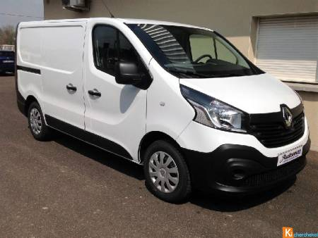 Renault TRAFIC FOURGON L2h1 1200 Kg Dci 120 Grand Confort