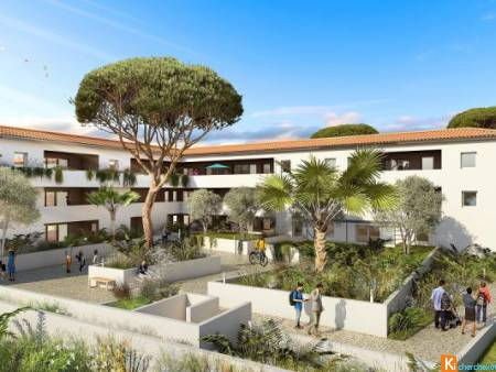 Vente appartement T3 neuf Lunel