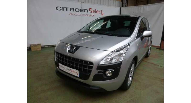 Peugeot 3008 1.6 HDi 112ch FAP Business Pack