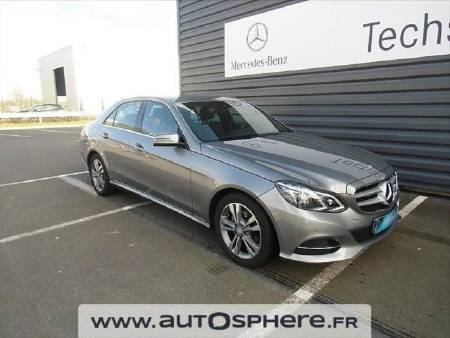 Mercedes-benz Classe e 220 CDI Executive 7GTro+