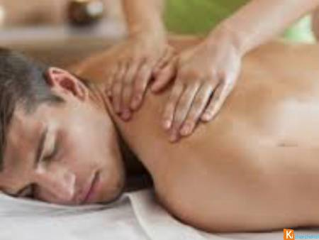Massage relaxant du corps mixte