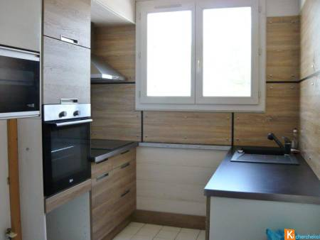 Bourges, loue appartement type 3 - 53 m2