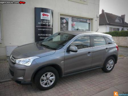 Citroen C4 AirCross 1.6 Hdi 115 Music Touch