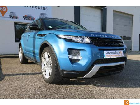 LAND ROVER RANGE ROVER EVOQUE Mark I Td4 150 Dynamic A