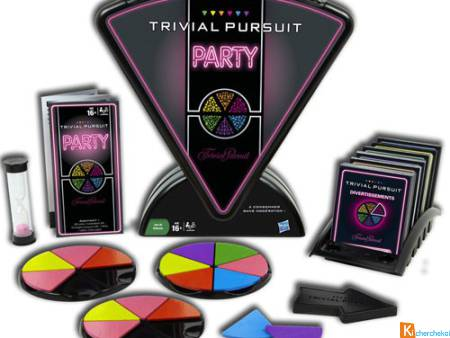 Trivial Pursuit Party Hasbro