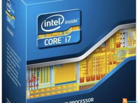 PROCESSEUR INTEL CORE I7 3770 LGA1155-3.4GHZ