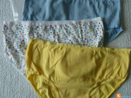 Lot 3 culottes coton taille S neuf (53)