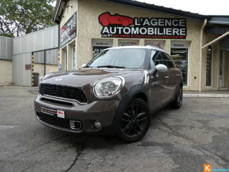 Mini MINI COUNTRYMAN R60 Mini Countryman 184 Cooper S