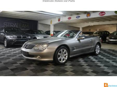 Mercedes CLASSE SL ROADSTER Sl 350 Séquentronic