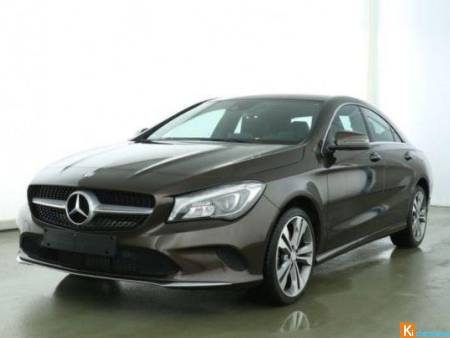Mercedes CLA 180 Fascination