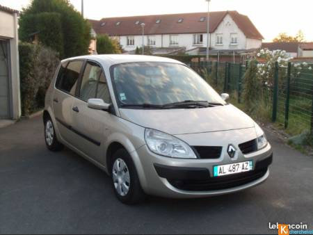 Renault Scenic II 1.5DCI85 AUTHENTIQUE