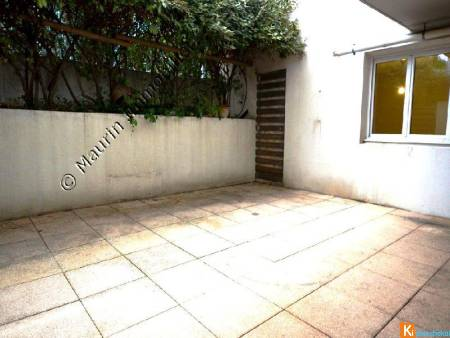 MONTPELLIER APPARTEMENT 4 PIECES 86 M2 AVEC TERRASSE DE 25M2 avec parking