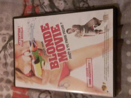 DVD blonde movie