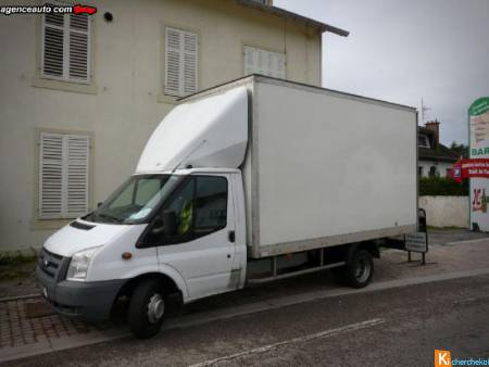 Ford TRANSIT CHASSIS CABINE Propulsion Tdci 140