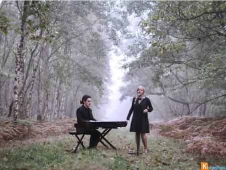 Duo musiciens cocktail mariage