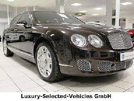 Bentley Continental Flying Sp