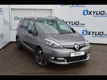 Renault Grand scenic III TCE 130 BOSE STOCK NEUF -3