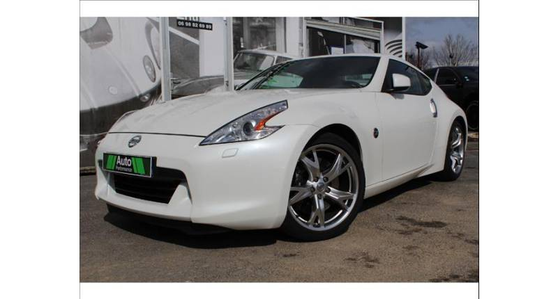 Nissan 370Z COUPE 3.7 V6 331 PACK