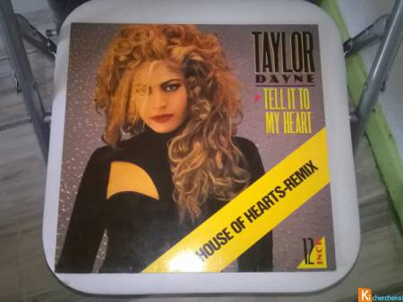 Vinyle Taylor Dayne  Tell It To My Heart