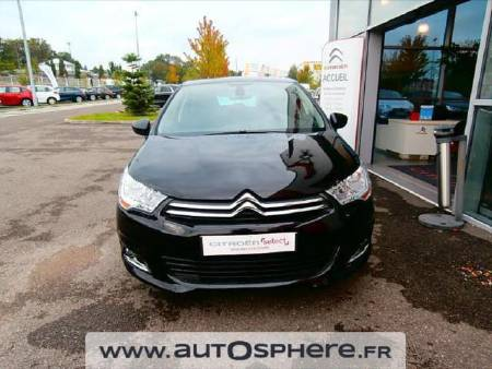 Citroen C4 1.6 HDi 115 FAP Collection